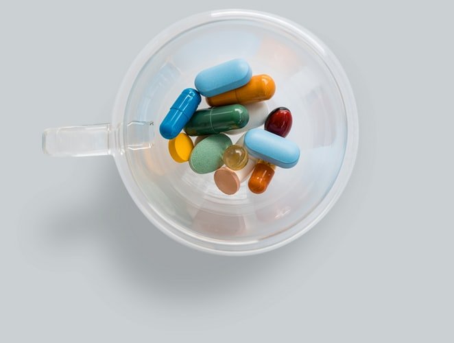 Medicine Capsule Waterproof Container For A Safe Storage